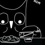 Ein OOVL-Comic von Vera Liesmann zu Tempora.