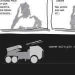 Ein EULALIA THE OOVL Comic von Vera Liesmann über Moral.