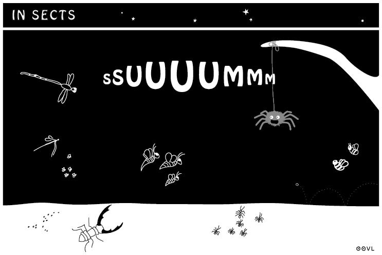 Ein EULALIA THE OOVL Comic von Vera Liesmann, speziell für Bettit.